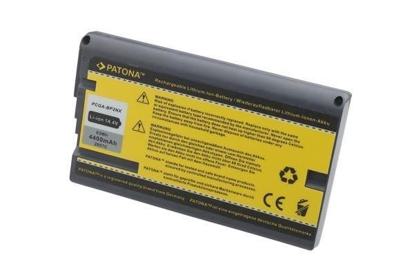 Patona Baterie Patona pro SONY VAIO PCG-FR33 4400mAh Li-Ion 14,8V