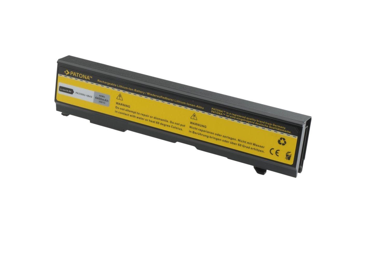 Patona Baterie Patona pro TOSHIBA SATELLITE M40 4400mAh Li-Ion 10,8V