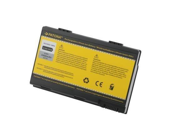 Patona Baterie Patona pro TOSHIBA SATELLITE M30X 4400mAh Li-Ion 14,8V