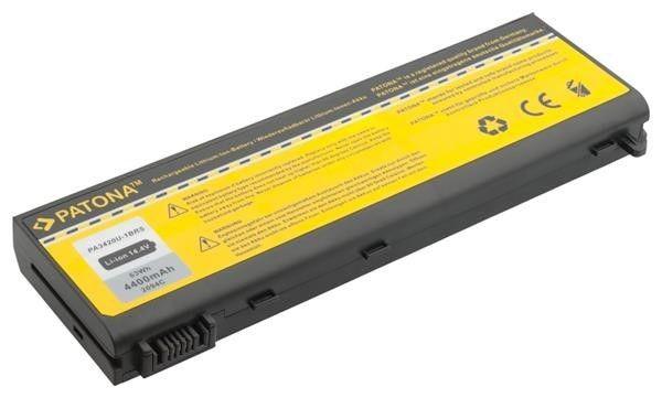 Patona Baterie Patona pro TOSHIBA Tecra L2 4400mAh Li-Ion 14,4V