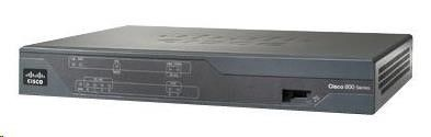 Cisco Systems Router 880 Series Integrated Services Routers