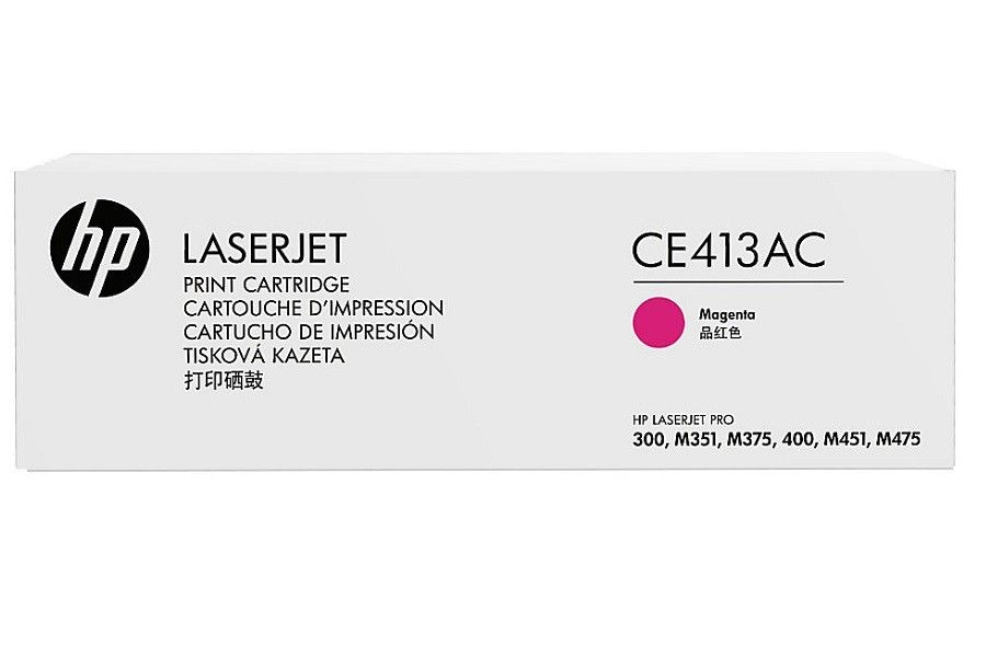 HP Toner HP 305A magenta | contract