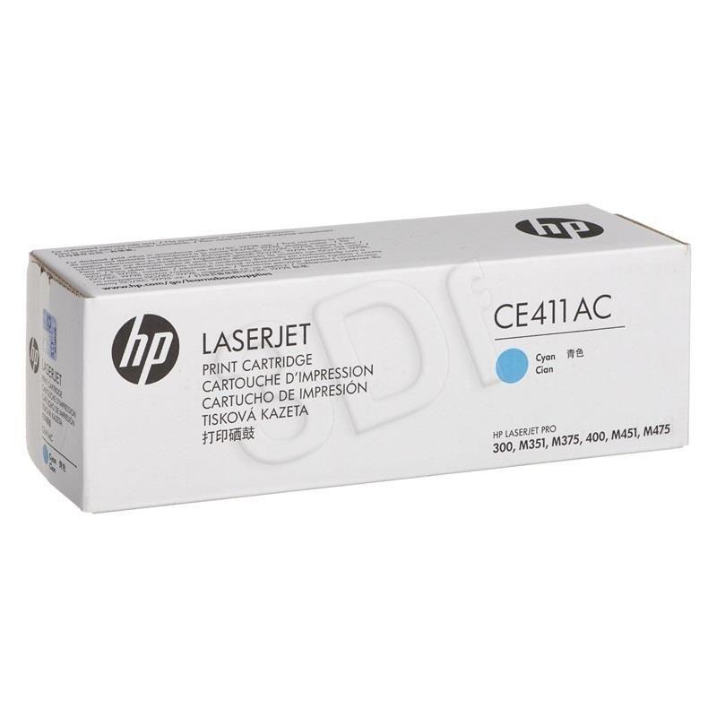 HP Toner HP 305A cyan | contract