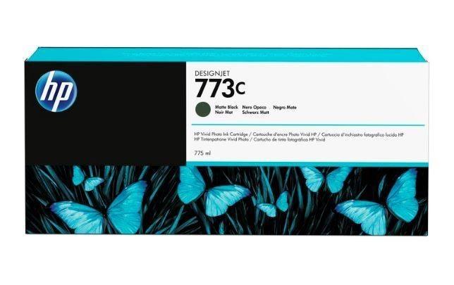 HP Wkład atramentowy HP 773C matte black | 775 ml