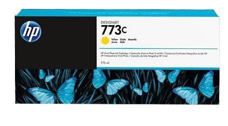 HP Wkład atramentowy HP 773C yellow | 775 ml