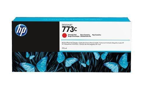 HP Wkład atramentowy HP 773C chromatic red | 775 ml