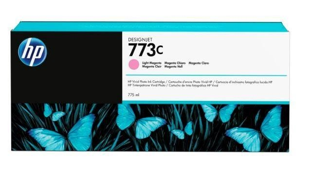 HP Wkład atramentowy HP 773C light magenta | 775 ml