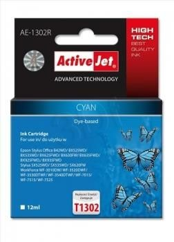 ActiveJet Tusz ActiveJet AE-1302R | Cyan | 12 ml | Epson T1302
