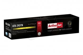 ActiveJet Toner ActiveJet ATB-245YN | Żółty | 2200 pp | Brother TN-245Y