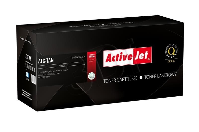 ActiveJet Toner ActiveJet ATC-TAN | Czarny | 3500 pp | Canon 7833A002, Cartridge-T