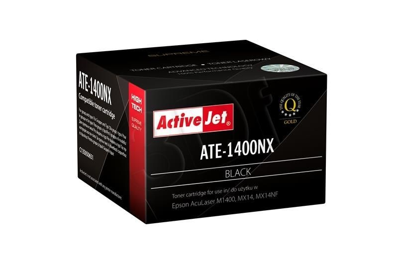 ActiveJet Toner ActiveJet ATE-1400NX | Czarny | 2200 pp | Epson C13S050651
