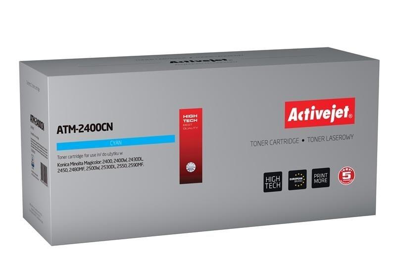 ActiveJet Toner ActiveJet ATM-2400CN | Błękitny | 4500 pp | MINOLTA 1710589-007