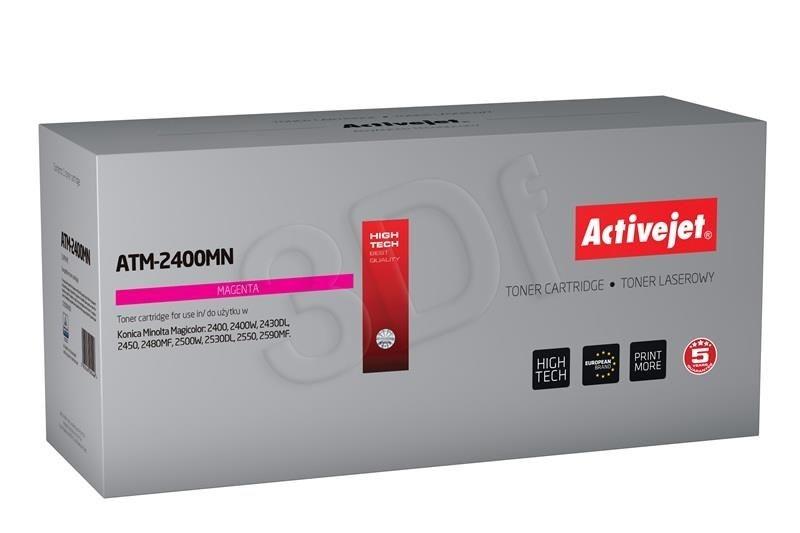 ActiveJet Toner ActiveJet ATM-2400MN | Purpurowy | 4500 pp | MINOLTA 1710589-006