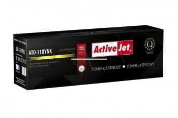 ActiveJet Toner ActiveJet ATO-110YNX | Yellow | 2500 pp | OKI 44250721