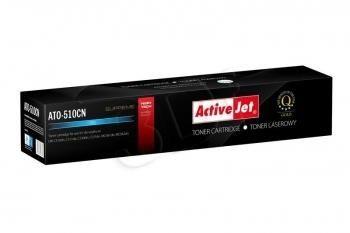 ActiveJet Toner ActiveJet ATO-510CN | Cyan | 5000 pp | OKI 44469724