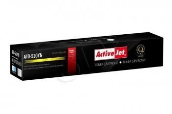 ActiveJet Toner ActiveJet ATO-510YN | Yellow | 5000 pp | OKI 44469722