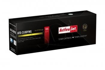 ActiveJet Toner ActiveJet ATO-3100YNX | Yellow | 5000 pp | OKI 42127405