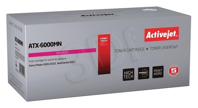 ActiveJet Toner ActiveJet ATX-6000MN | Magenta | 1000 pp | Xerox 106R01632