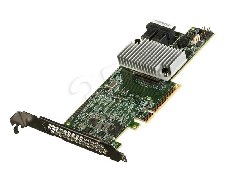 LSI KONTROLER RAID SAS/SATA 9361-8i 12Gb/s 8P W SGL
