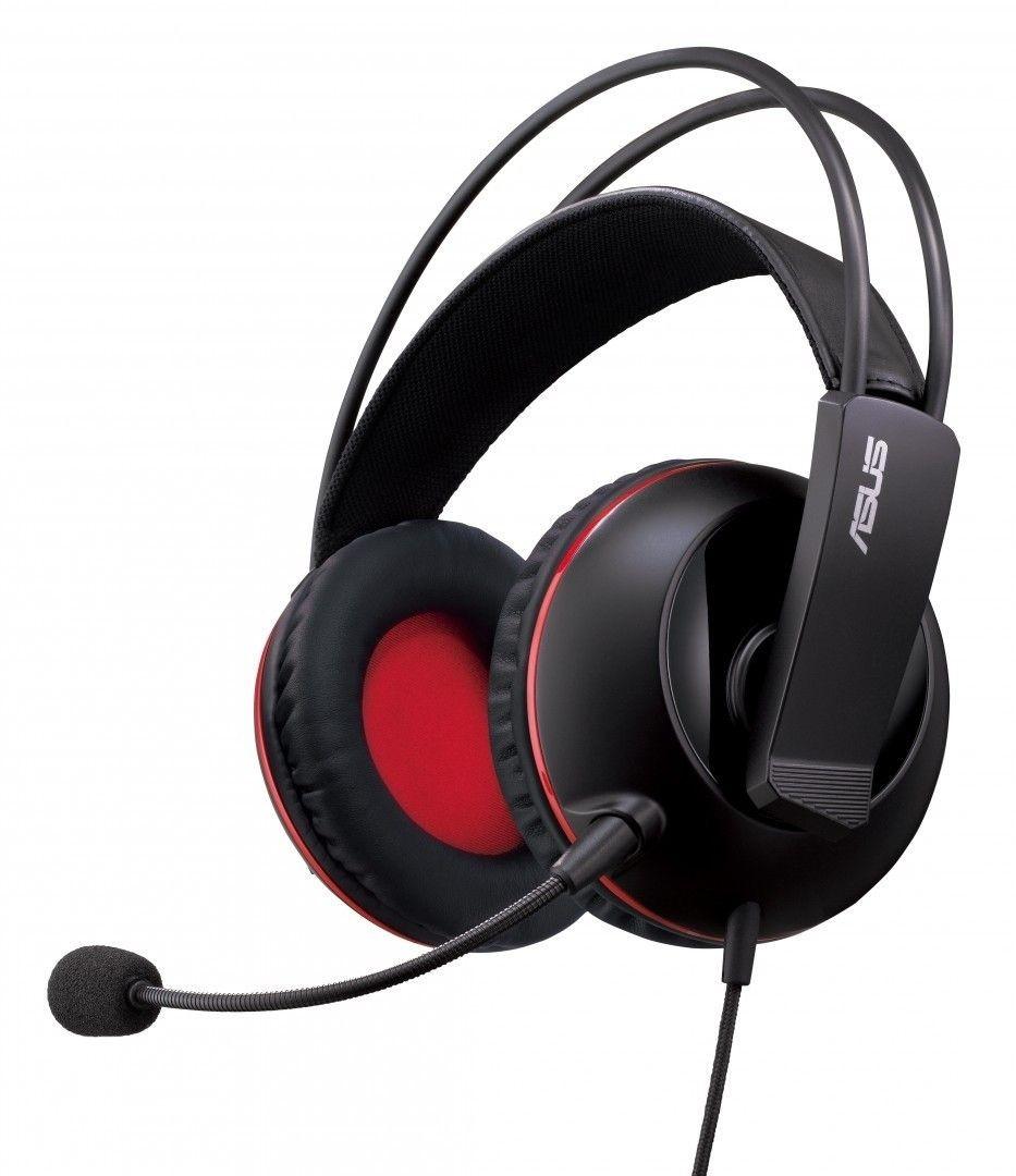 Asus Słuchawki z mikrofonem CERBERUS/BLK/ALW
