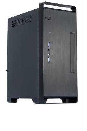 Chieftec obudowa ELOX BT-04B-U3, 350W, 2x USB 3.0
