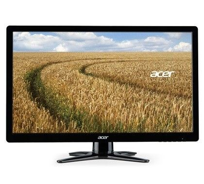 Acer Monitor Acer G246HYLbd 60cm (23.8) 16:9 IPS LED FHD 6ms 100M:1 DVI czarny