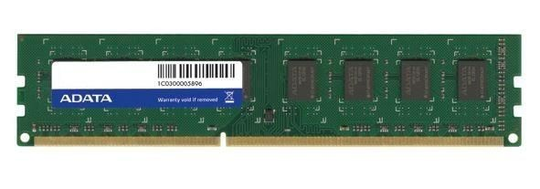 A-Data 2GB 1600MHz DDR3 CL11 Retail