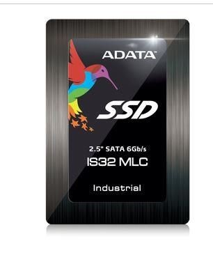 A-Data Adata IS32 MLC, 32GB, 2.5'' SATA III SSD, 4-Channel (read/write, 307/90MB/s)
