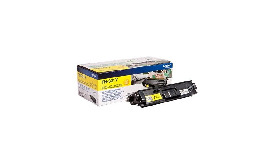 Brother Toner TN321Y yellow | 1500str | HL-L8250CDN