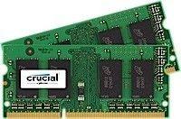 Crucial 2X8GB 1600MHz DDR3 CL11 SODIMM 1.35V/1.5V