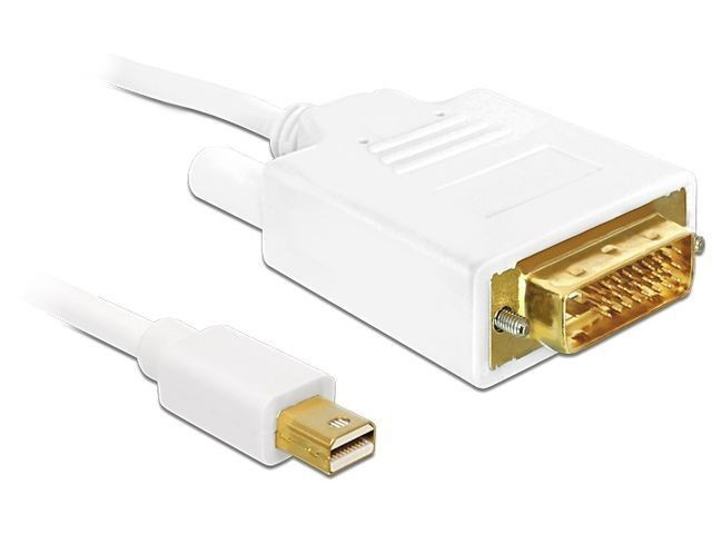 DeLOCK kabel Displayport mini (M) ->DVI (M) 24+1PIN 2m