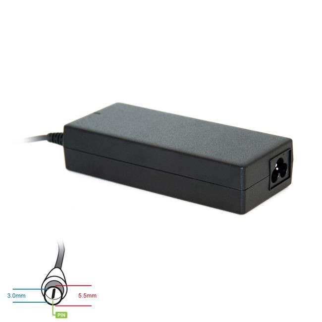 Digitalbox zasilacz 19V/3.16A 60W wtyk 5.5x3.0mm + pin Samsung
