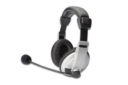 ednet Multimedialny zestaw słuchawkowy stereo