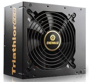 Enermax Zasilacz ATX Triathlor ECO ETL550AWT-M 550W 80 Plus Bronze