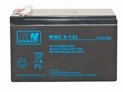 Ever Aku MWPOWER 12V9Ah MWL 9-12