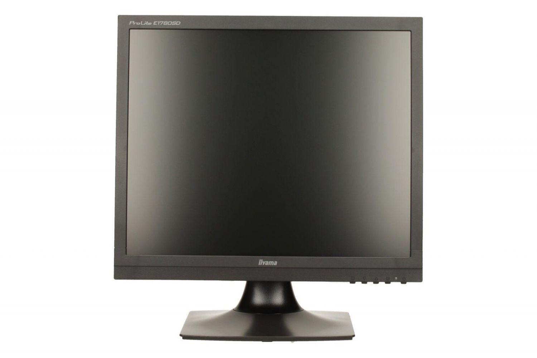 iiyama Monitor E1780SD-B1 17inch, TN, SXGA, DVI, głośniki
