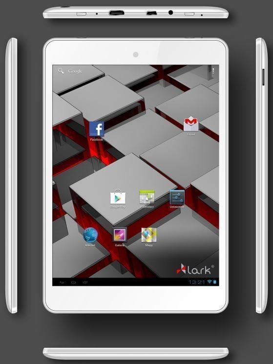 Lark FM X2 8 white