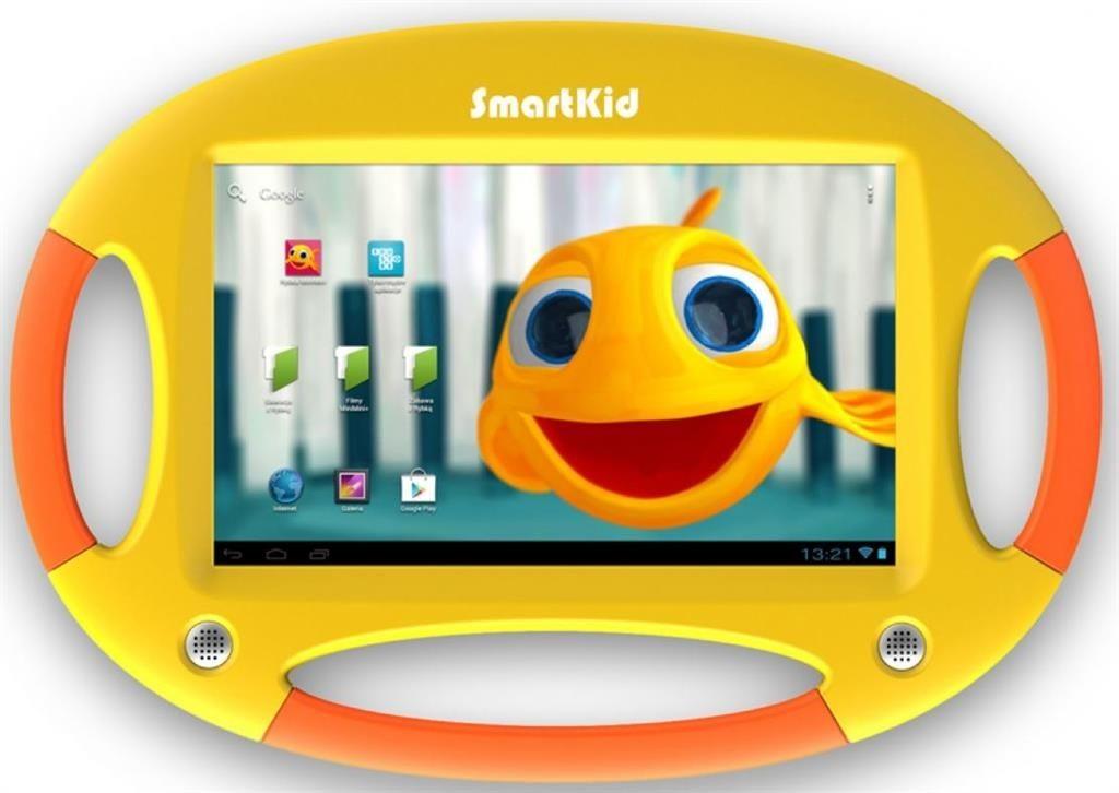 Lark Smart Kid 7 Yellow Orange