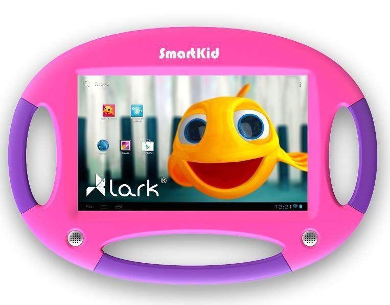Lark Smart Kid 7 Pink Violet