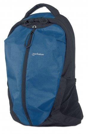 Manhattan Plecak na notebooka Airpack 15,6'' niebiesko/czarny