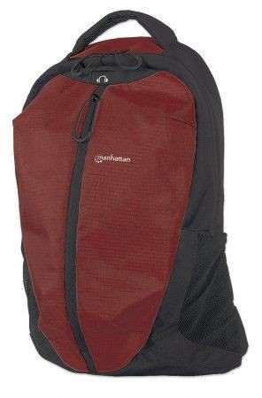 Manhattan Plecak na notebooka Airpack 15,6'' czerwono/czarny