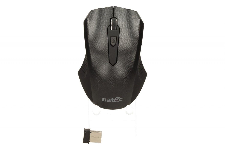 NATEC bezprzewodowa mysz optyczna STARLING (1600DPI/nano odb./2,4GHz)