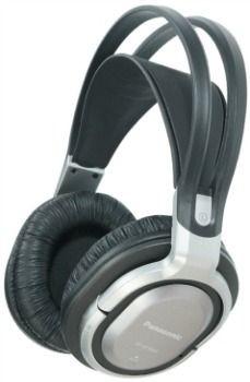 Panasonic Słuchawki Panasonic RP-WF950E-S | srebrny