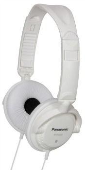 Panasonic Słuchawki RP-DJS200E-W