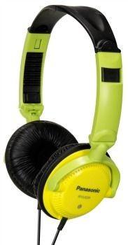 Panasonic Słuchawki RP-DJS200E-Y