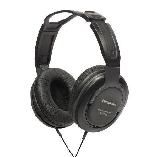 Panasonic Słuchawki Panasonic RP-HT265E-K | czarny