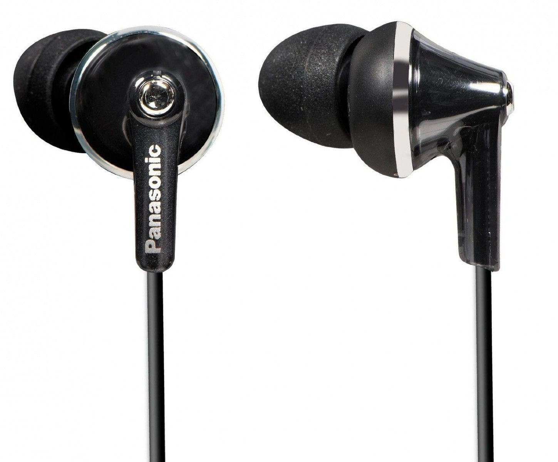 Panasonic Słuchawki RP-HJE190E-K