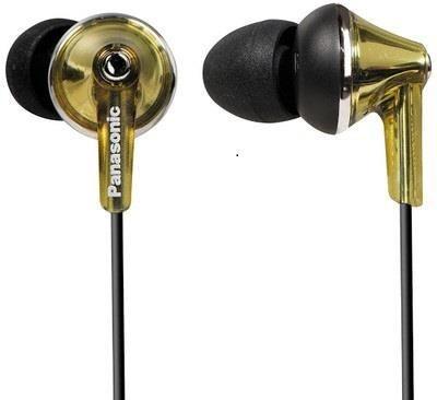 Panasonic Słuchawki RP-HJE190E-N