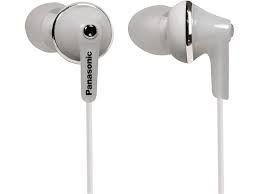 Panasonic Słuchawki RP-HJE190E-W białe