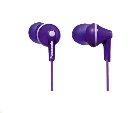Panasonic Słuchawki RP-HJE125E-V